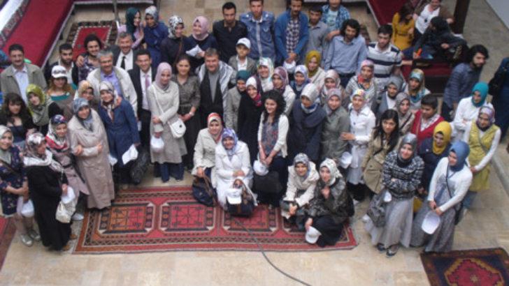 Bilsam'dan geleneksel 'Kültür Kuşağı'konferansı