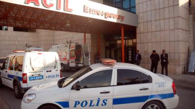 Başbakan Davutoğlu konvoyunda kaza;4 yaralı