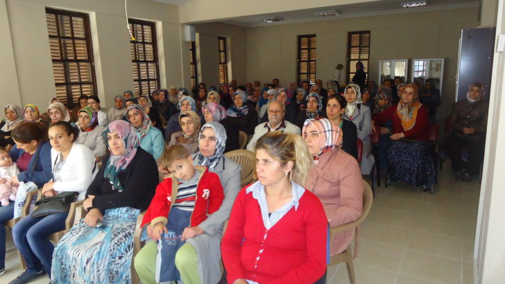 Madem'den aile eğitim seminerleri