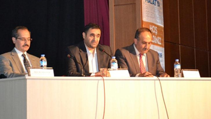 """Büyükşehir Belediyesi'nden,""""Muharrem Ayı ve Kerbela"""" konulu panel"""