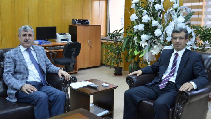 Polat'dan, Cumhuriyet Başsavcısı Alper'e ziyaret