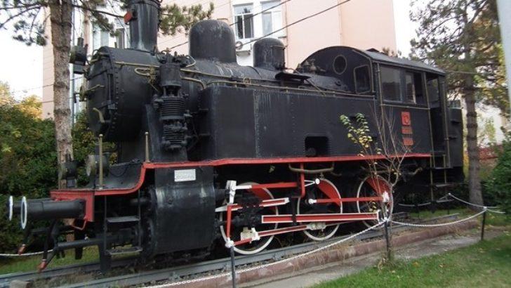 Malatya'nın Gollik Treni görücüye çıktı..