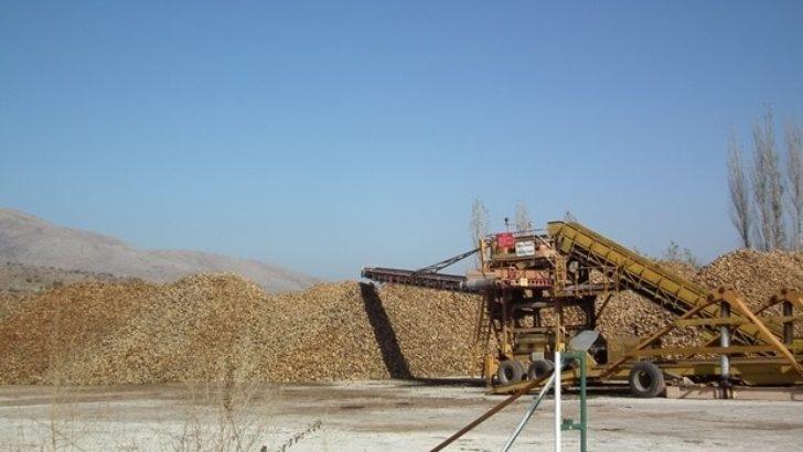 Doğanşehir'den 25 bin ton pancar bekleniyor