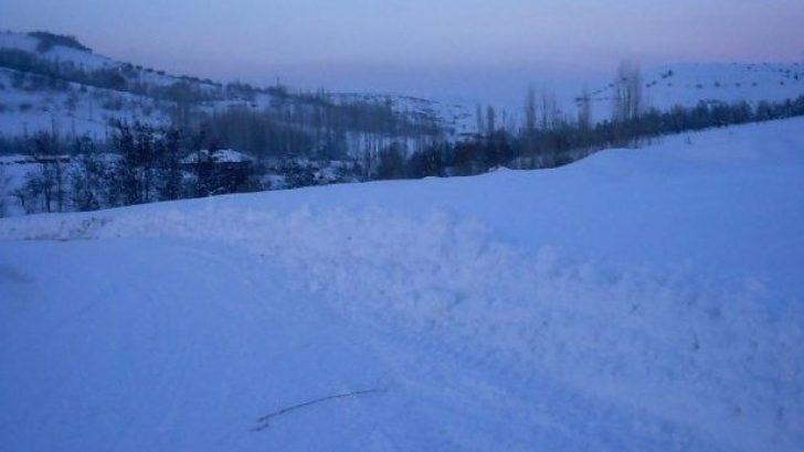 Kar yağışı olumsuz etkiledi