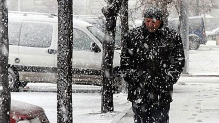 Malatya'da kar uyarısı!