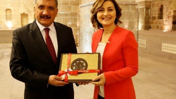 Başkan Gürkan TRT Haber'de