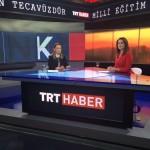 ÖZNUR ÇALIK TRT HABER