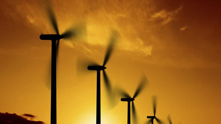 Arapgir'de rüzgardan enerji üretilecek..