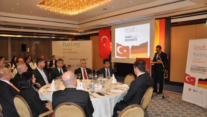 Türkiye yazılım sektörü ihracat hedefini 15 milyar dolara çıkardı