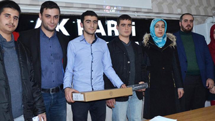 Ak Parti Gençlik Kolları, Mehmet Akif Ersoy'u Andı