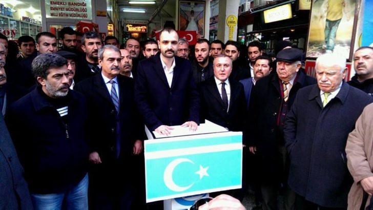 """""""Türkistan bizden bir parçadır"""""""