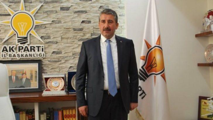 'Yeni Türkiye'den bahsediyoruz'