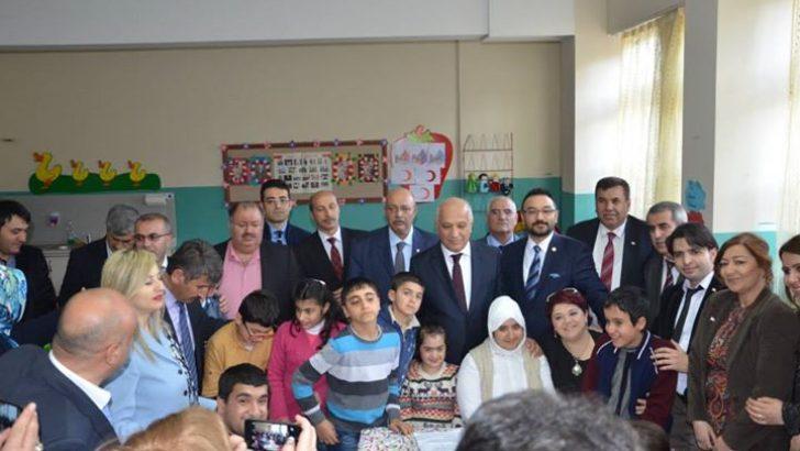 Kızılay'dan Malatya'ya uygulamalı eğitim sınıfı..