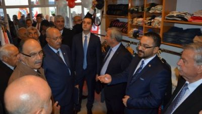 Malatya'da hayır mağazası açıldı