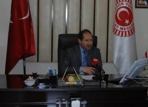 TBMM İdare Amiri ve Malatya Milletvekili Ömer Faruk Öz