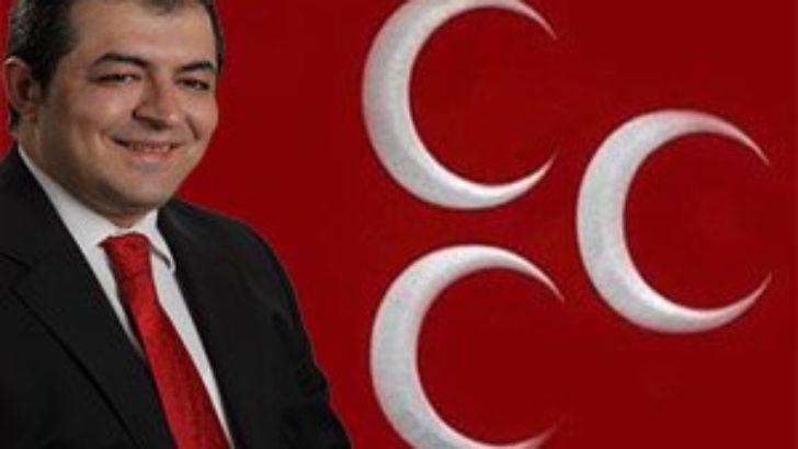 Akçin, MHP'den milletvekili aday adayı