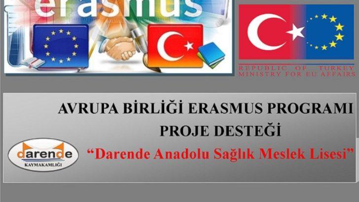 Erasmus Fonu hibe verecek