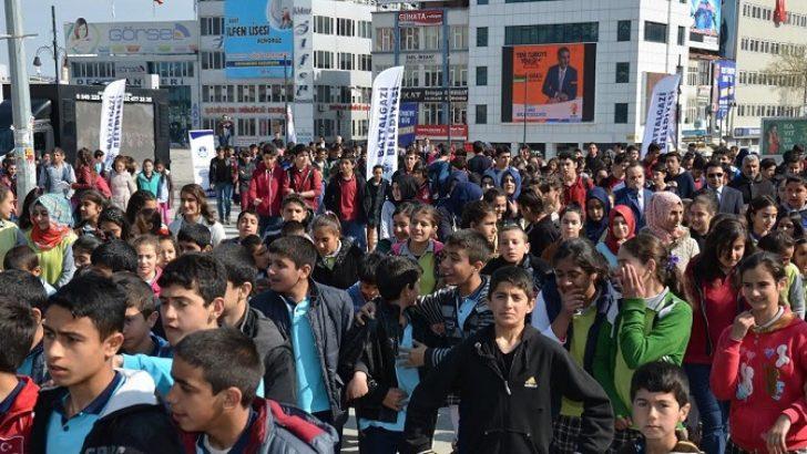Son Mektup'u 1500 öğrenci izledi