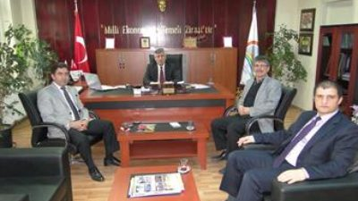 Selvi, Babahanoğlu'na teşekkür etti