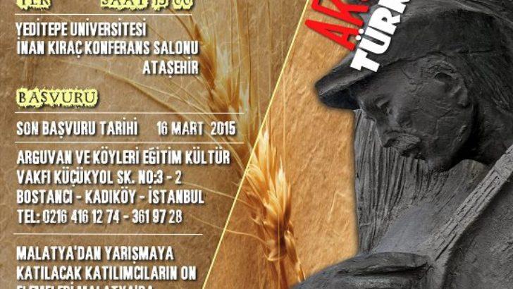 Arguvan Türküleri Ses yarışması