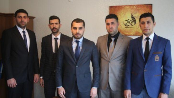 2071 Gençlik Teşkilatı Malatya'da kuruldu.