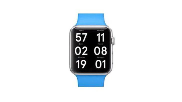 Ömrünüz ne kadar kaldığını gösteren Apple Watch uygulaması