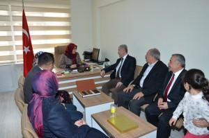 Yeşilyurt Belediye Başkanı Hacı Uğur Polat