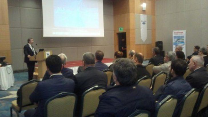"""'Yüksek Verimli Cihazlar"""" semineri Malatya'da yapıldı"""