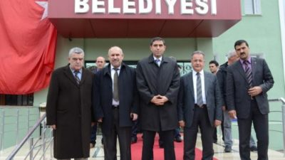 Maski müdürü Özdemir'den Kuluncak'a ziyaret