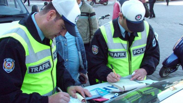 Trafik cezalarında SMS dönemi