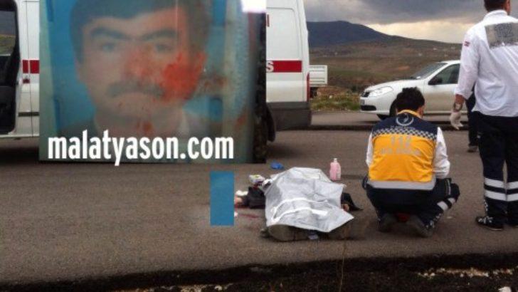 Malatya'da cinayet