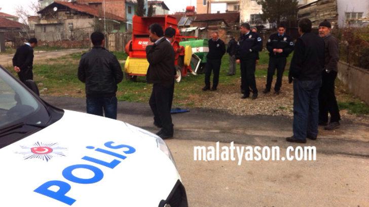Malatya'da çakmak gazı patladı 4 çocuk yaralı