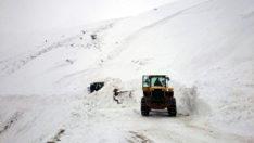 Çakır'ın kar ile imtihanı