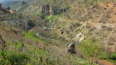 Melet Deresi Doğal Sit Alanı (Doğanşehir-Yeşilyurt  İlçesi)