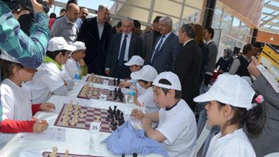 Yeşilyurt Satranç Şenliği Turnuvası