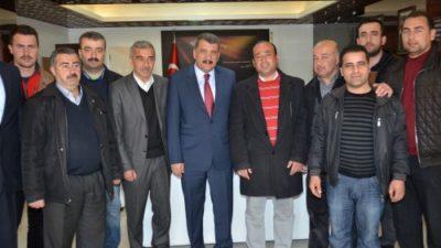 Çakır'a sitem, Gürkan'a teşekkür