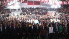 Ağbaba'nın seçim sloganı 'Cesur Yürek'oldu
