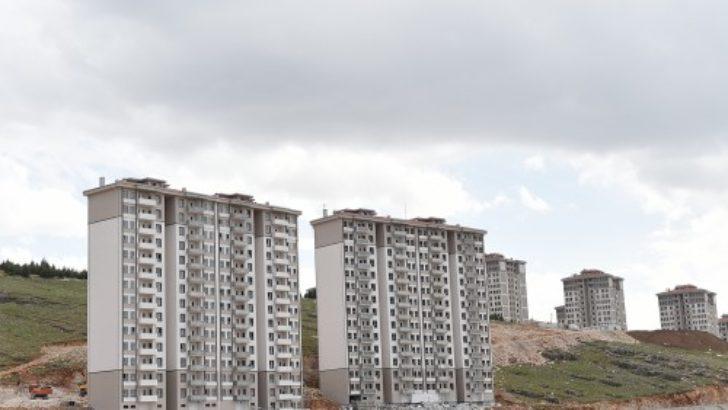 Proje kapsamında 4723 konut yıkılacak