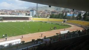 Yeni Malatyaspor 1 İstanbul Bayrampaşa 0