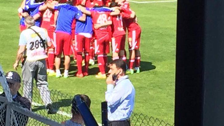 Yeni Malatyaspor 0 Menemen Belediyespor 1