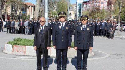 Türk Polis Teşkilatı 170'inci yılını kutluyor