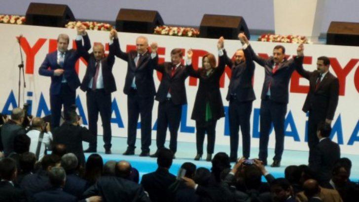 Ak Parti adayları için karşılama töreni düzenleyecek