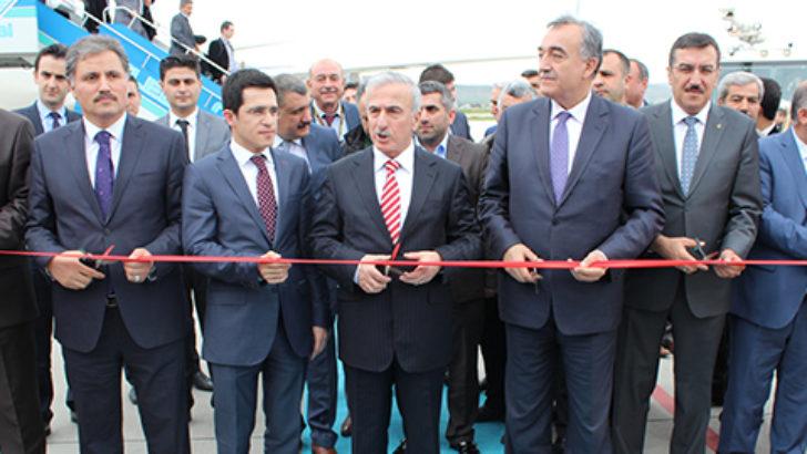 Anadolu Jet, yeni hattının açılış töreni yapıldı