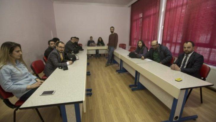 Doğanşehir ilçesinde fotoğrafçılık kursu