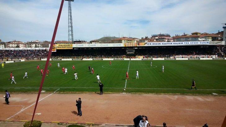Yeni Malatyaspor 0 Pendik 1