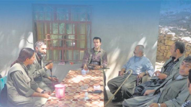 Selahattin Demirtaş'ın ağabeyinin şok fotoğrafı