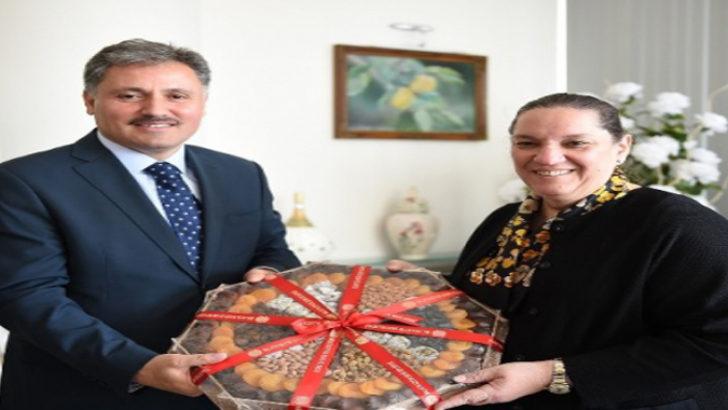 İso yönetim kurulu Çakır'ı ziyaret etti