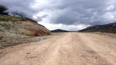 Hekimhan'a 15 kilometre yol yapılıyor