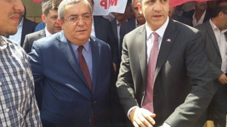 Erdoğan, Yavuzer için destek istedi