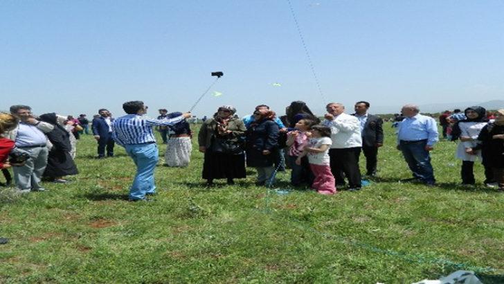 Doğanşehir'de uçurtma şenliği